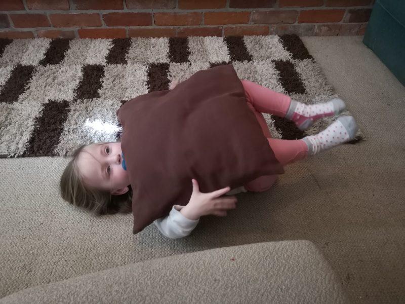 Erin mid tantrum