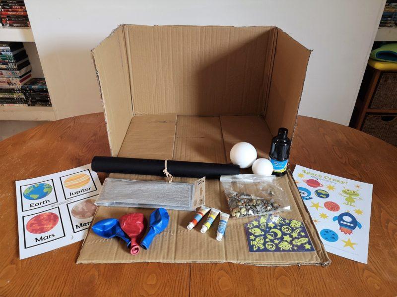 PJ Masks Super Moon Adventure Playset craft items