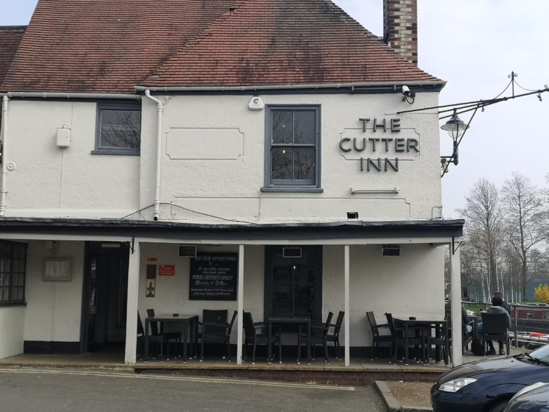 The Cutter Inn, Ely