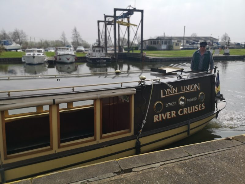 Liberty Belle Cruises, Ely