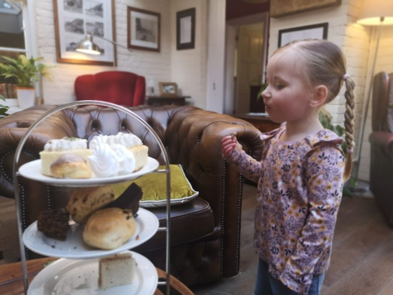 The Grove Cromer afternoon tea