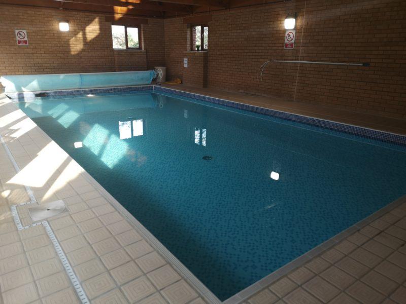 The Grove Cromer swimming pool