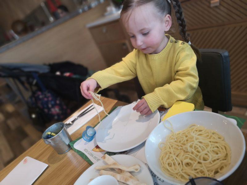 Prezzo tots spaghetti