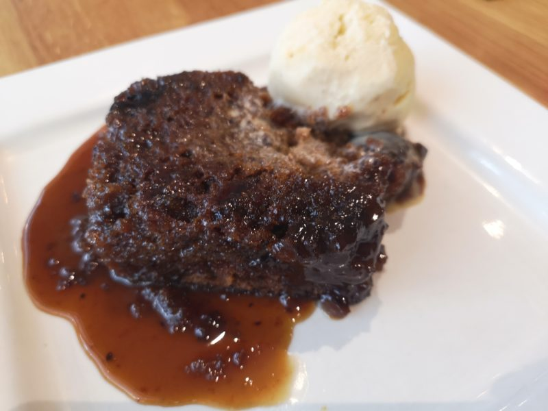 Prezzo Sticky toffee pudding