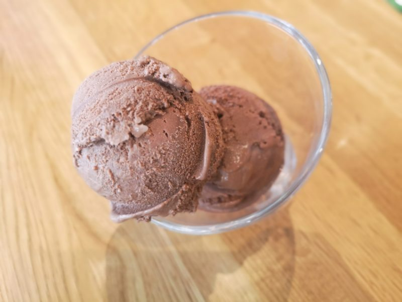 Prezzo Chocolate ice cream
