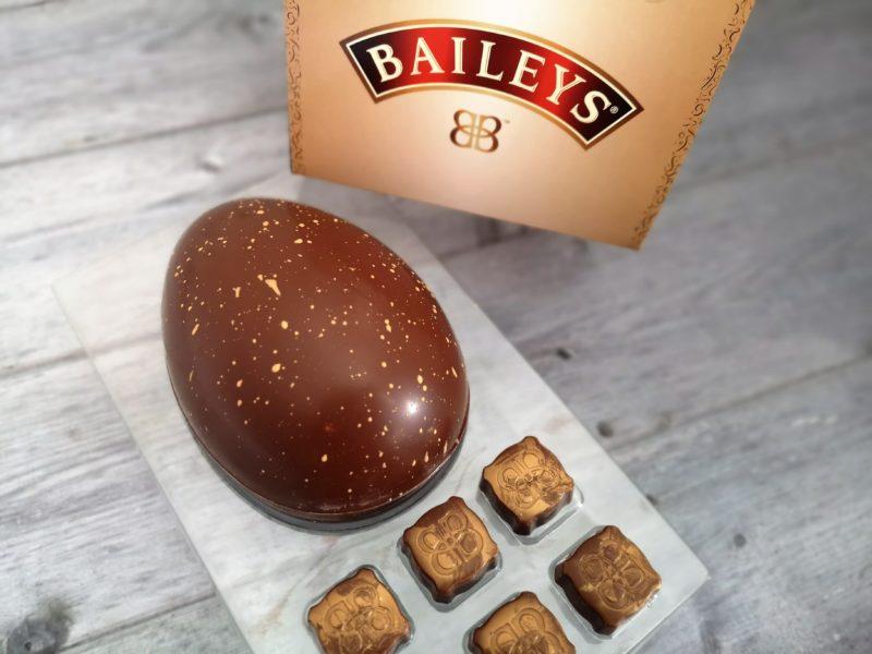Baileys Salted Caramel Egg