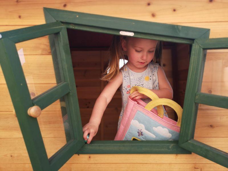 Erin's First Easter Egg Hunt