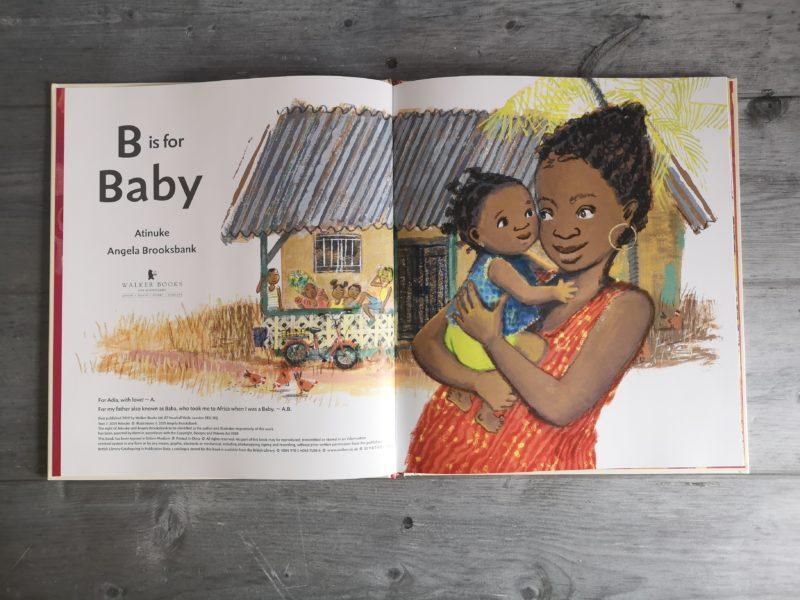 B Is For Baby byAtinuke