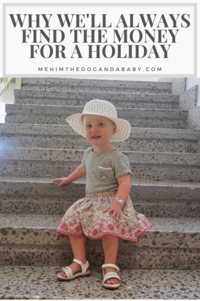 Why We'll Always Find The Money For A Holiday