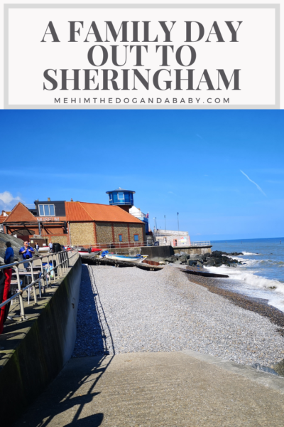A Family Day Out To Sheringham