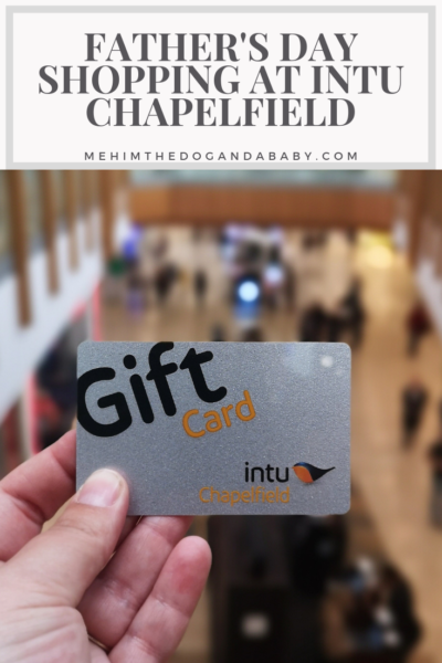 Father's Day Shopping At intu Chapelfield