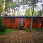Kelling Heath 2 bedroom woodland lodge