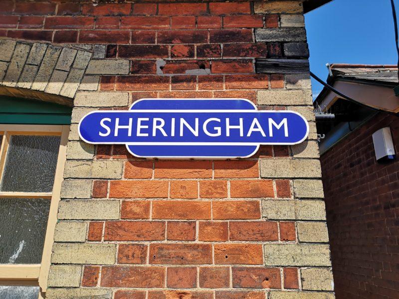 Sheringham sign