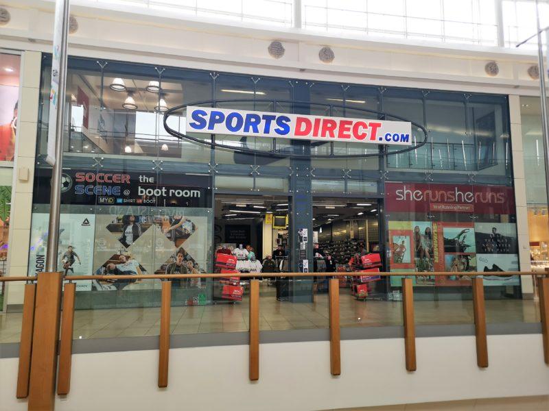 Sports Direct at intu Chapelfield