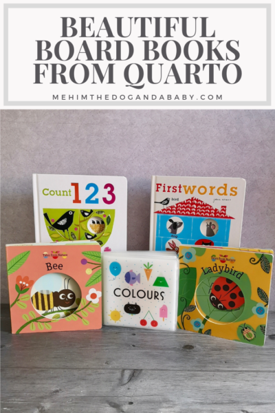 Beautiful Board Books From Quarto
