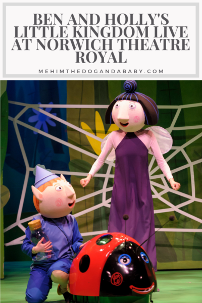 Ben And Holly's Little Kingdom Live At Norwich Theatre Royal