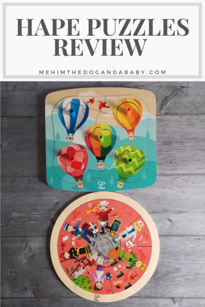 Hape Puzzles Review