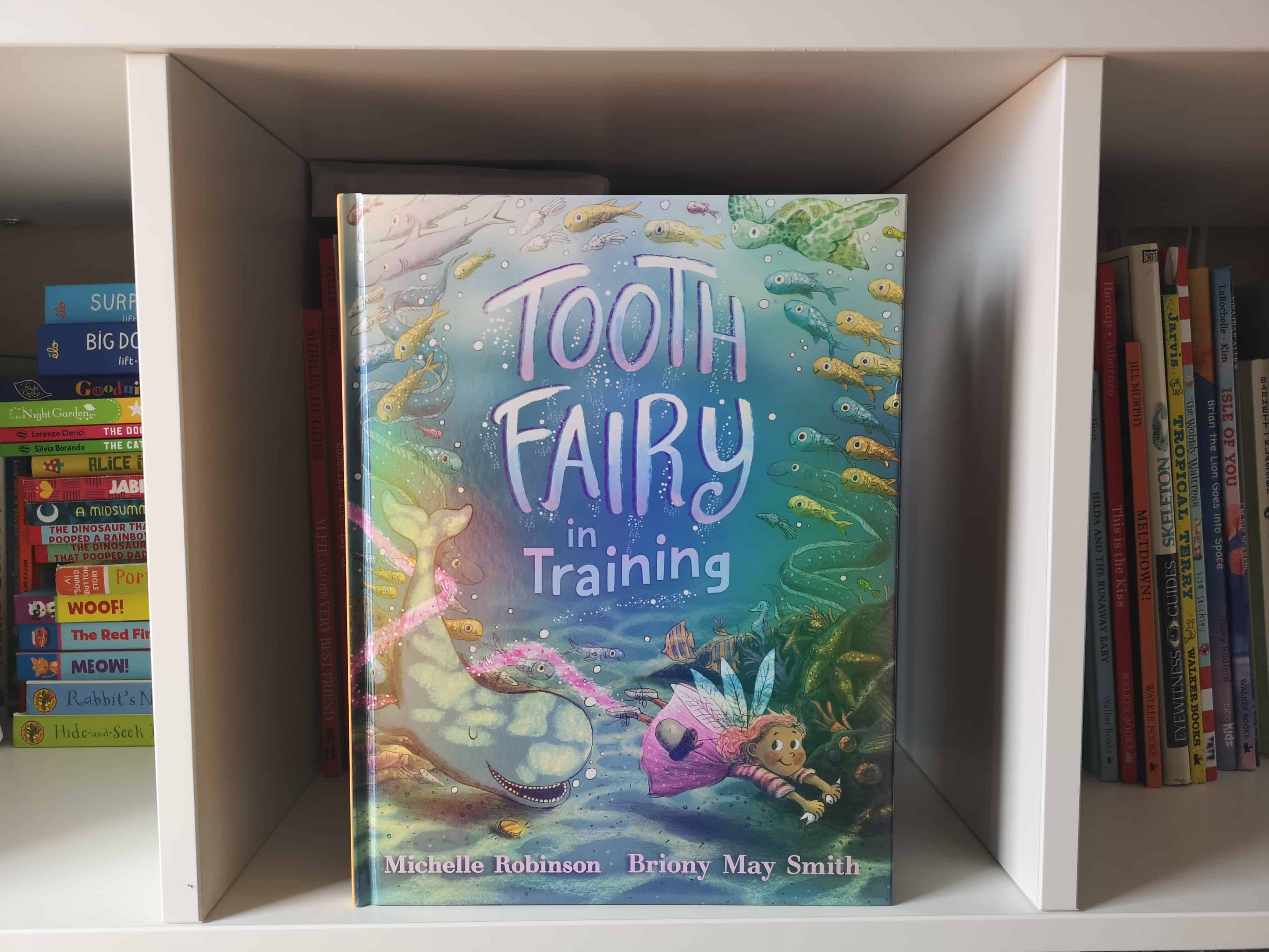 Children's Book Review: Tooth Fairy In Training