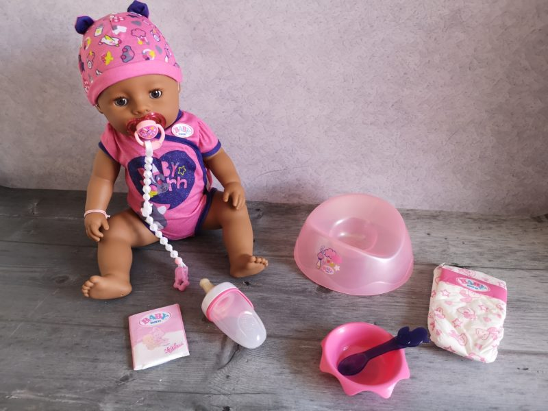 BABY born Soft Touch Doll