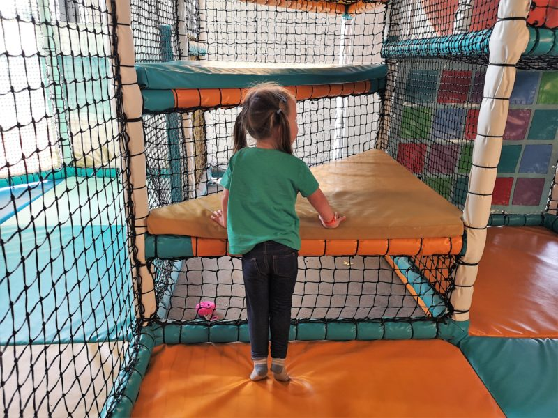 Haven Seashore soft play