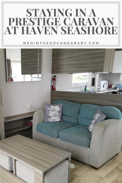 Staying In A Prestige Caravan At Haven Seashore