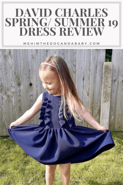 David Charles Spring/ Summer 19 Dress Review