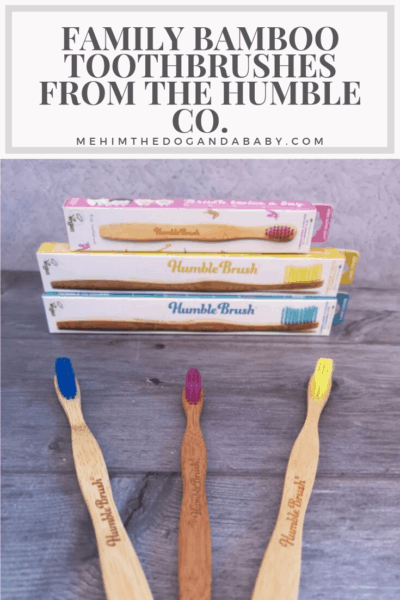 Family Bamboo Toothbrushes From The Humble Co.