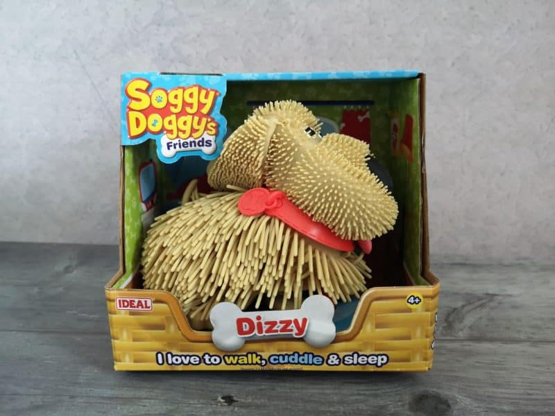 Soggy Doggy's Friends Dizzy