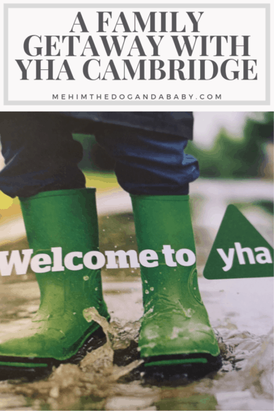 A Family Getaway With YHA Cambridge