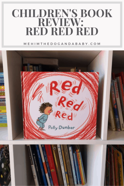 Children's Book Review: Red Red Red