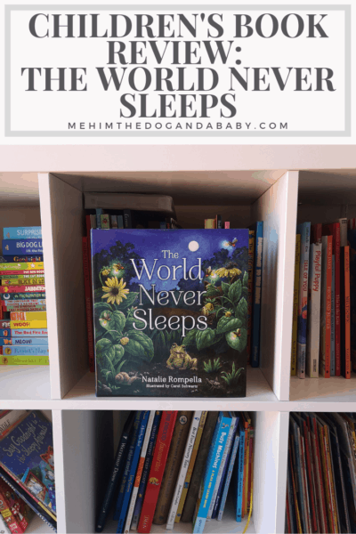 Children's Book Review: The World Never Sleeps