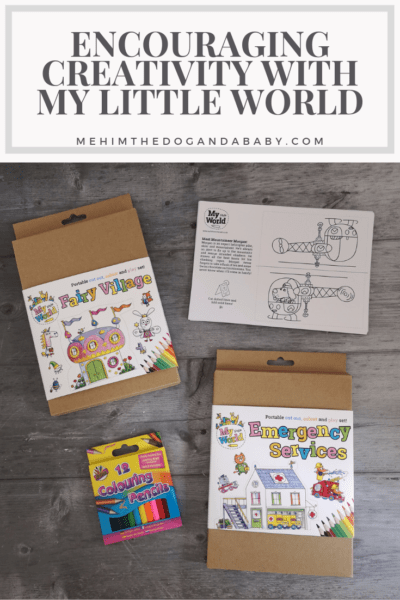 Encouraging Creativity With My Little World
