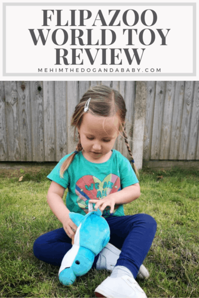 FlipaZoo World Toy Review