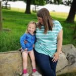 Me and Erin at Felbrigg Hall
