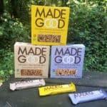 MadeGood's granola bars