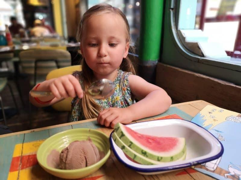Turtle Bay Children's Dessert