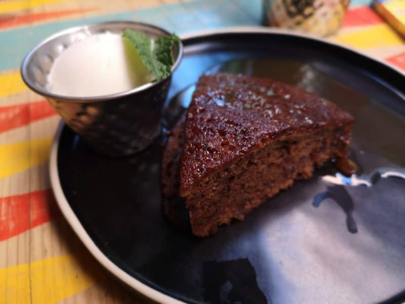 Turtle Bay Sticky Ginger Pudding
