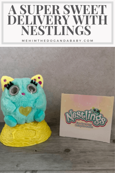A Super Sweet Delivery With Nestlings