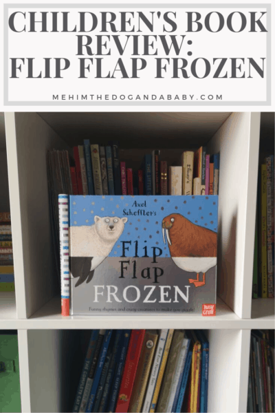Children's Book Review: Flip Flap Frozen