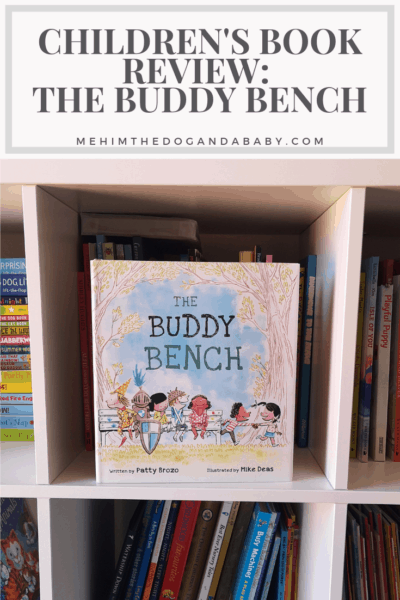 Children's Book Review: The Buddy Bench