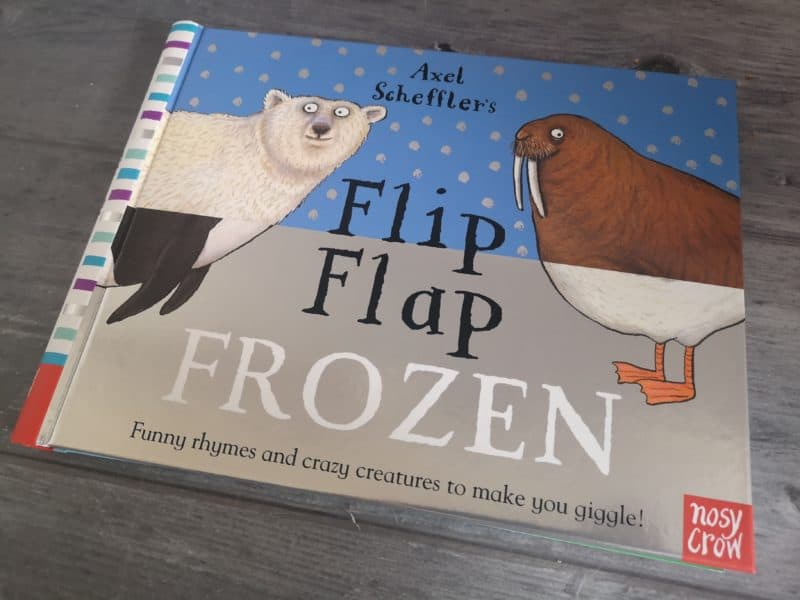 Flip Flap Frozen by Axel Scheffler