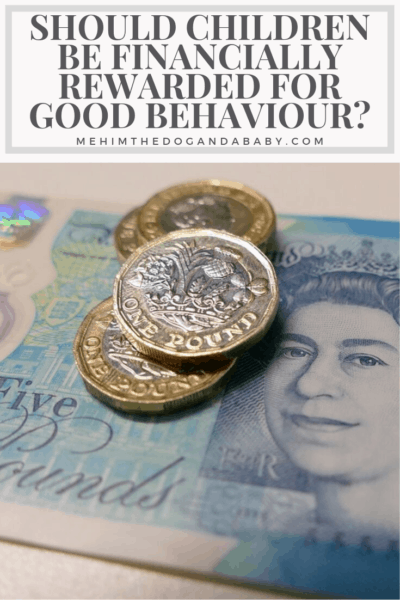 Should children be financially rewarded for good behaviour?