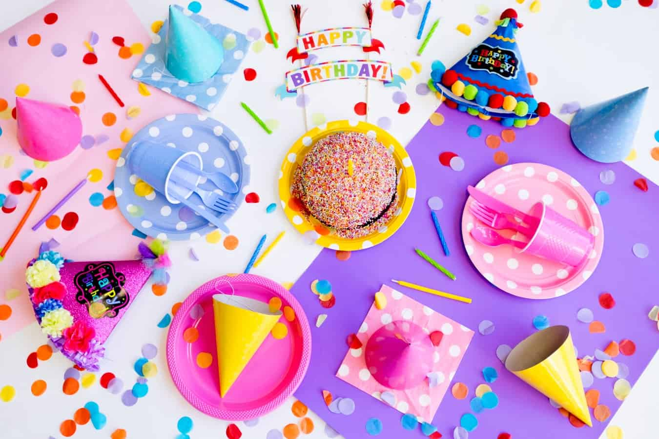 How To Plan Your Child's Birthday Party Without Going Crazy
