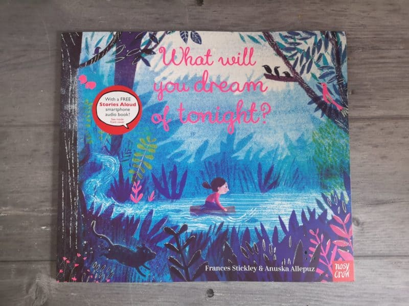 What Will You Dream of Tonight? by Frances Stickley and Anuska Allepuz
