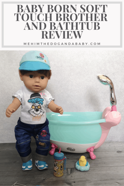 BABY born Soft Touch Brother And Bathtub Review