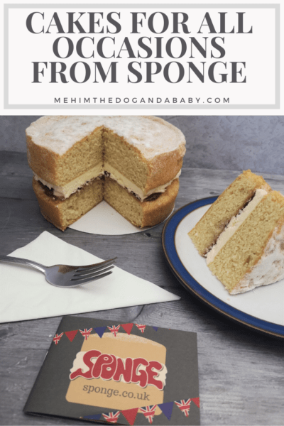 Cakes For All Occasions From Sponge