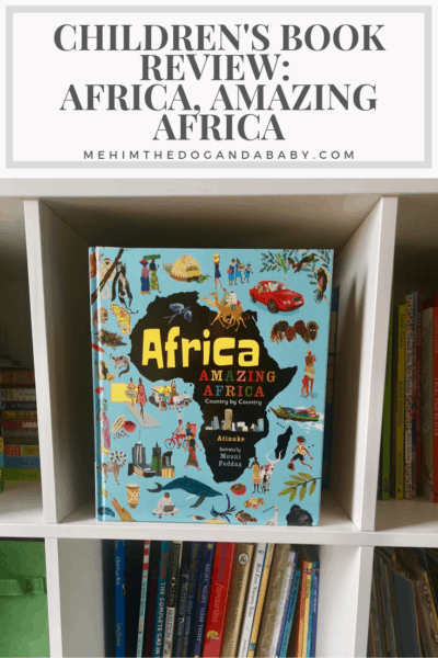 Children's Book Review: Africa, Amazing Africa