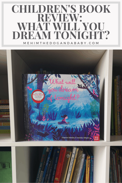 Children's Book Review: What Will You Dream Tonight?