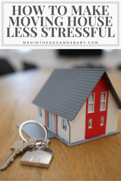 How To Make Moving House Less Stressful