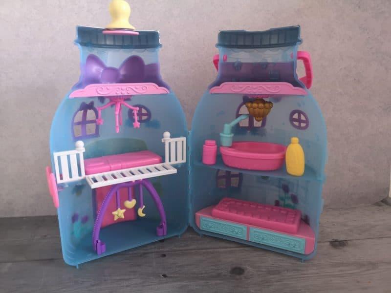 BABY born Surprise Baby Bottle House